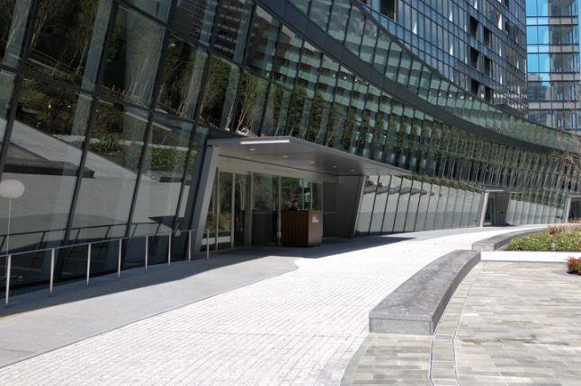 セントラルパークタワー・ラ・トゥール新宿の外観