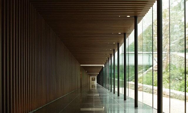 ラ・トゥール代官山の廊下