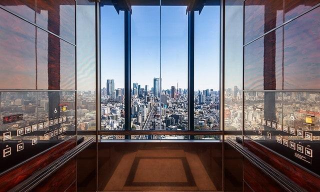 ラ・トゥール渋谷のエレベーター