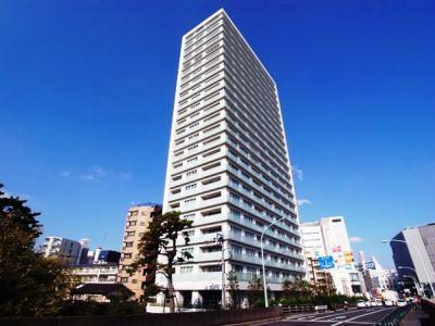 プラウドタワー二子玉川